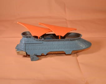 Star Wars Micro Machines Action Fleet Jabba's Sail Barge Galoob 1996