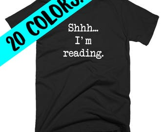 Book Lover T-Shirt, Reading T-Shirt, Books T-Shirt, Read T-Shirt, Book Tee, Reading Shirt, Books Top, Book Lover, Reading Shirt, Books Shirt