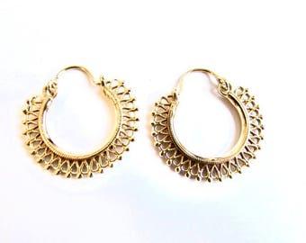Indian earrings | Etsy