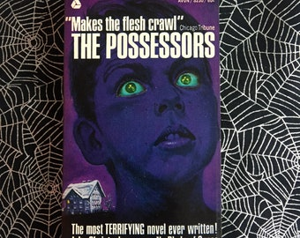 THE POSSESSORS (Paperback Novel by John Christopher)