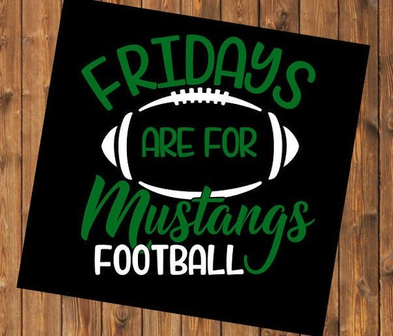 Free Shipping-Fridays are for Football Decal, Cheerleader, High School Game, Football season Jersey, Yeti, Laptop, Sport, Football Love