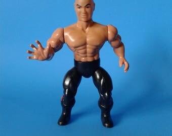 "Vintage Remco Wrestler "" Baron Von Raschke Figure "" 1980's NWA/AWA"