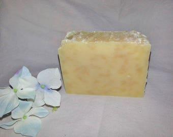 Fermented Rice Milk shampoo bar UNSCENTED 5.6 oz. strengthening Nourishing