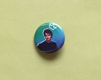 King Steve / Steve Harrington Stranger Things Pinback Button