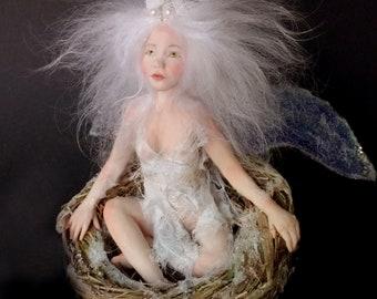 Fairy in Nido. Ooak.