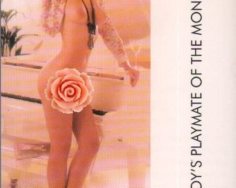MATURE - Playboy Trading Card January Edt. 1992 - Playmate Centerfold - Lynnda Kimball - Card #66