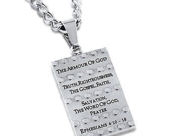 "Rivet Shield ""Armour of God"""