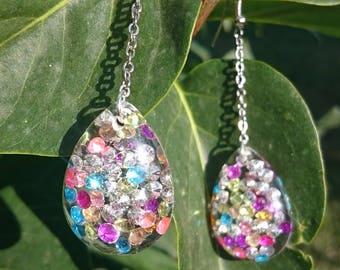 Wedding / gift earrings my SURPRISES drops
