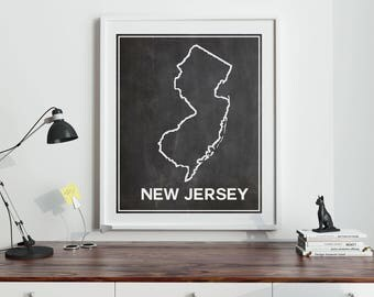 new jersey home | etsy