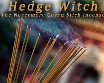 Hedge Witch Incense 100 Sticks