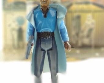 Lando Calrissian Vintage Action Figure Star Wars 1980