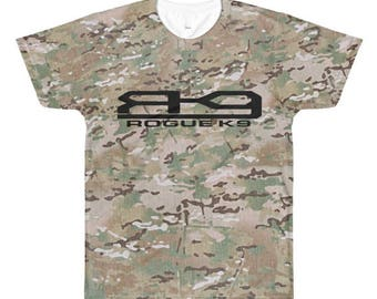 Multicam Sublimation Men's Jersey * 100% Polyester * Made in America
