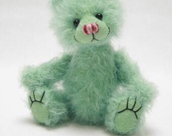 Cornelius bear OOAK artist bear