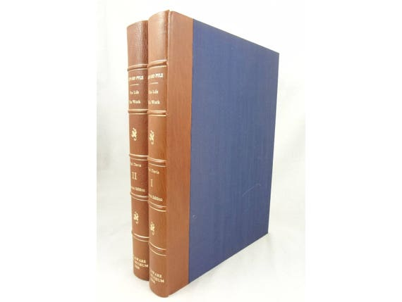 NEW, Howard Pyle, His Life - His Work, #30 of 60 copies by the Oak Knoll Press