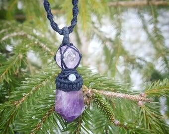 The Amulet of Purple Magic