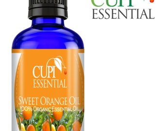 Sweet orange Oil Organic