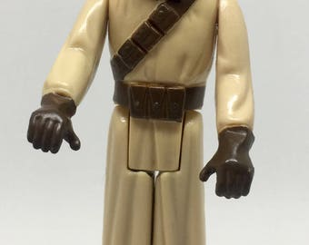 Star Wars (ANH) Sand People - Tusken Raider (solid cheeks) - Vintage Kenner action figure