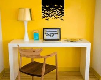 Batman Wall Decal For Nurseries And Other Rooms | Batman Boy Bedroom Decor  Idea, Flying Part 52