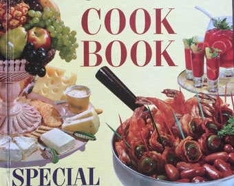 1959 Better Homes and Gardens Holiday Cookbook