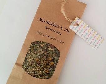 Hercule Poirot's Tea