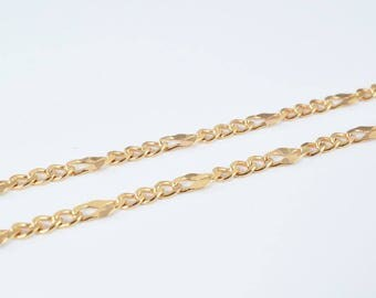 "18K Gold Filled Chain 17.25"" Inch CG173"