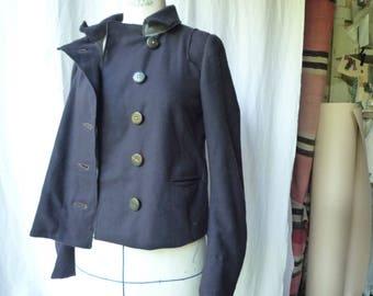 Navy jacket - S-