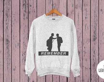 Remember - Teen Wolf // Sweatshirt