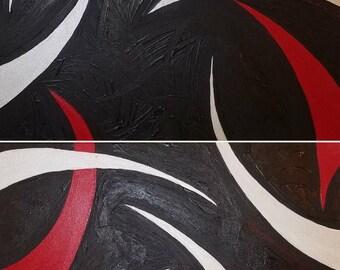Original Modern Art, Original Abstract Art, Minimal Art, Geometrical Shapes, Modern Painting, Abstract Painting