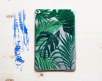 Tropical iPad Mini 4 Case iPad Pro 12.9 Case Cover iPad Mini 4 Mini iPad 3 Case For iPad Cover iPad Mini 4 iPad 2 Transparent iPad Case
