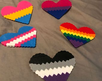 LGBT Pride Flag Magnets