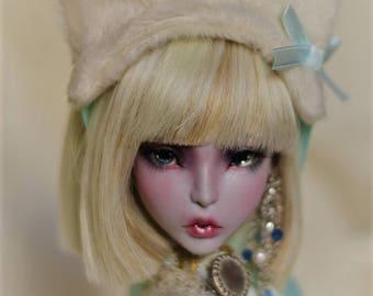 Tsukifly Fluffy Tassel / Cat ear Headdress