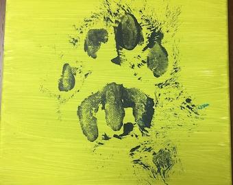 "African Lion Print - 8""x10"""