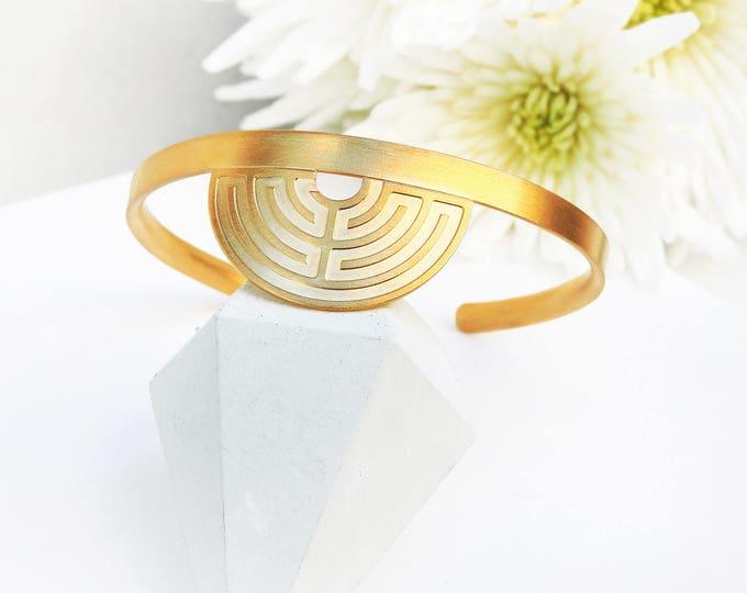 Labyrinth 180 Bracelet