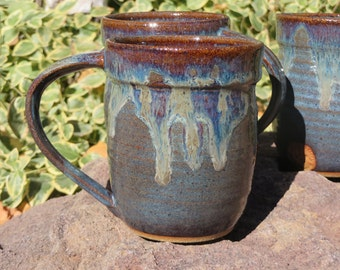Stoneware Mug, Ceramic Mug, Coffee Mug, Hand Made Mug, Pottery Mug, Coffee Mug, Stoneware Coffee Mug, Ceramic Mug