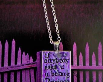 Prince Private Joy Pendant Necklace