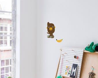 Wall sticker 'MONKEY'