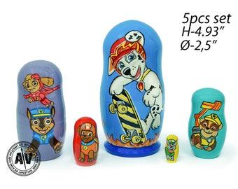 Paw Patrol Toys Etsy