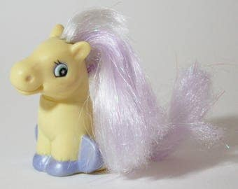 90's My Little Pony Fakie - Yellow Lanard Baby