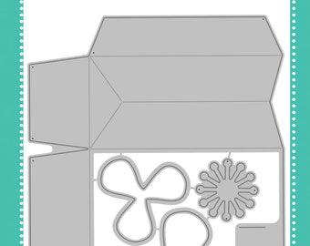 Classic Bag Die - Avery Elle - 4 Piece Die Set
