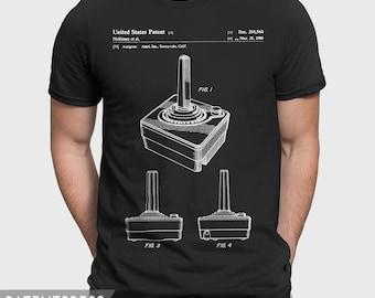 Video Gamer Gift T-Shirt For Gamer, Gamer Gifts For Gamer Boyfriend Girlfriend, Videogame Controller Shirt Gift For Gamer Husband P377