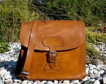 Leather bag, leather saddle bag, leather bag women, leather crossbody bag, crossbody purse, leather bag, leather shoulder bag