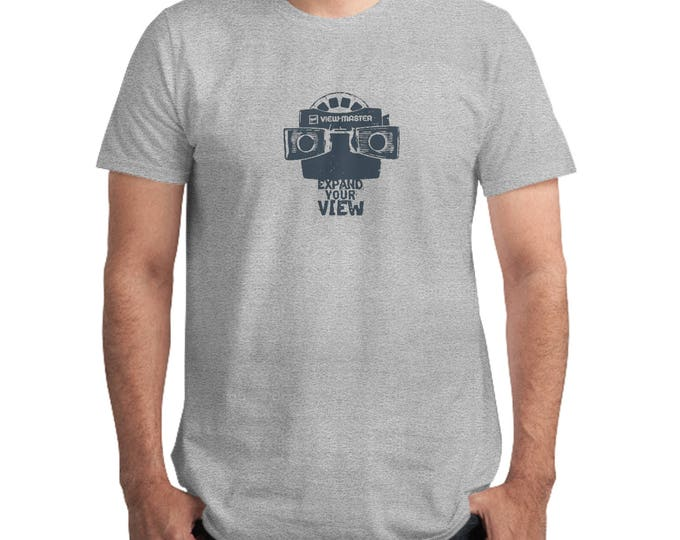 Expand Your View T-Shirt, Unisex