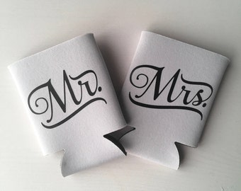 Mr and Mrs Drink Holders