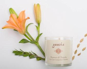 Ganesha Candle - Vanilla Chai