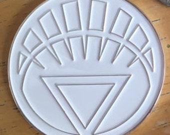LIFE White Lantern Challenge Coins