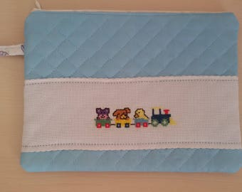 Baby Changing Bag (diapers, creams and wipes)