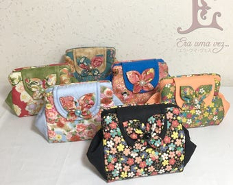 Japanese style Multifunctional Pouch - Made in Japan