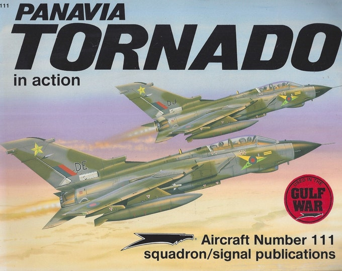 Panavia Tornado in Action Squadron Signal No.111