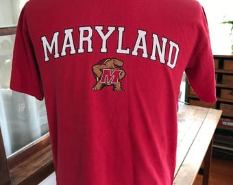 Vintage 1990's Maryland T Shirt