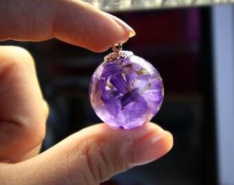Flower jewelry - ball